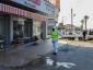 İskele Belediyesi, dezenfekte çalışmalarını iki katına çıkardı