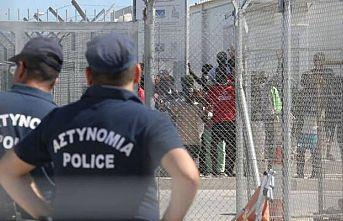 Purnara Mülteci Kampı'nda yine olay çıktı