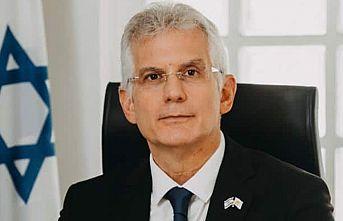 İsrail'in Güney Kıbrıs Büyükelçisi Sammy revel açıklamalarda bulundu