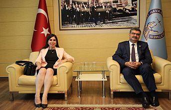 KKTC-TCDostluk Grubu Heyeti Ankara'da