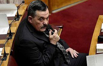 Yunanistan'da suç örgütü Altın Şafak Partisinin kaçak yöneticilerinden Pappas yakalandı