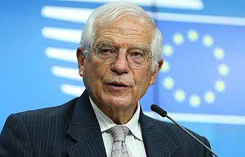AB Yüksek Temsilcisi Borrell, Afganistan'da ulus ve devlet inşasında başarısız olunduğunu söyledi