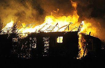 ABD'nin California eyaletindeki yangında bir kasaba yok oldu