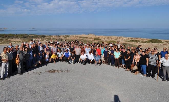 İkinci Bahar Yaşam Kulübü üyeleri için Karpaz gezisi düzenlendi