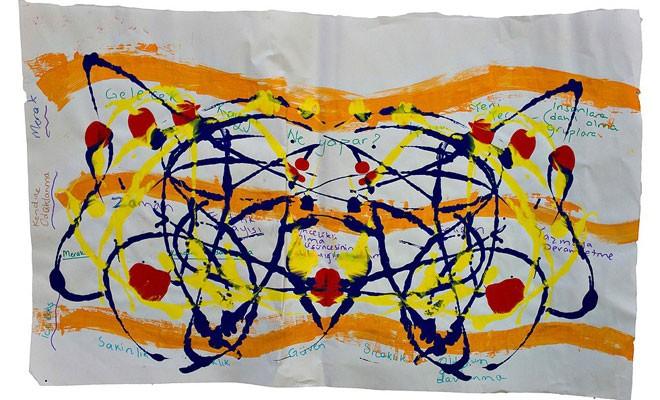 Baf'ta iki toplumlu sanat atölye çalışması düzenleniyor