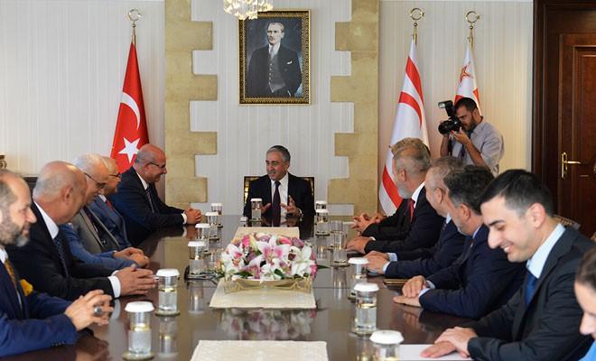 Cumhurbaşkanlığında ihracat toplantısı