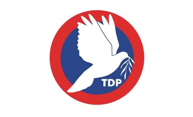 TDP partiden istifa edenlere teşekkür etti
