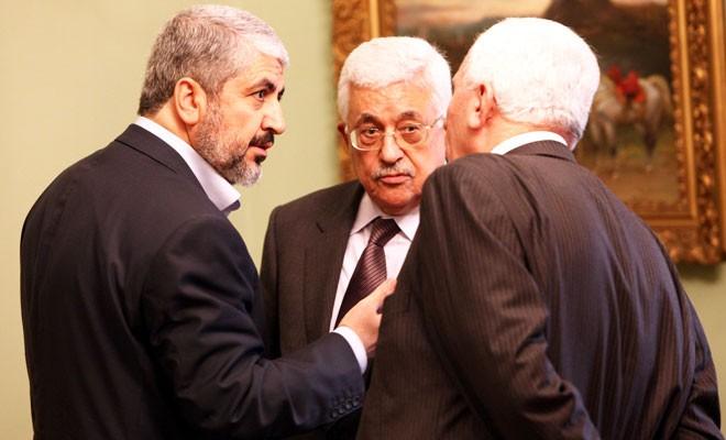Fetih ve Hamas ulusal birlik hükümeti kuruyor