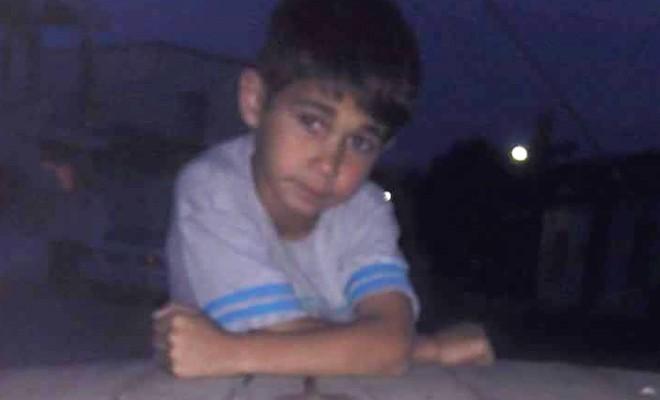 12 yaşındaki Fırat Oca hayatını kaybetti