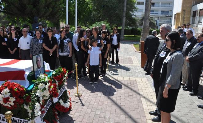 Hacıahmetoğlu için Meclis'te tören düzenlendi