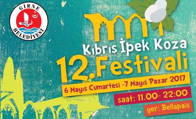 İpek Kozası Festivali yarın başlıyor