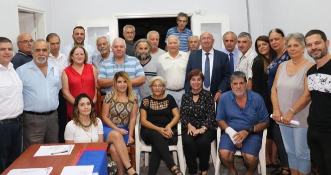 TDP Girne 6.Olağan kongresi yapıldı