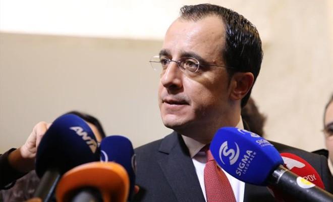 Hristodulidis: Türkiye'de şu an özel bir durum mevcut