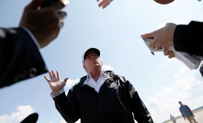 Trump, nefret gruplarını kınayan karara imza attı
