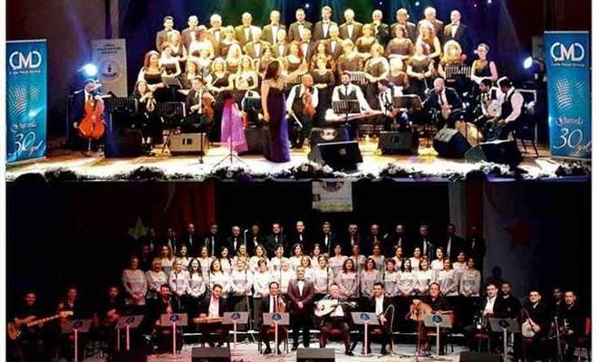 Türkiye ve Kosova'da konser