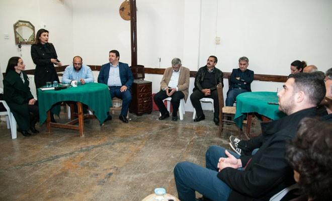 CTP'nin halk toplantıları devam ediyor