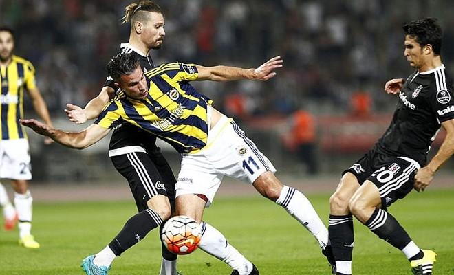 Beşiktaş - Fenerbahçe derbisi 5 Şubat'ta