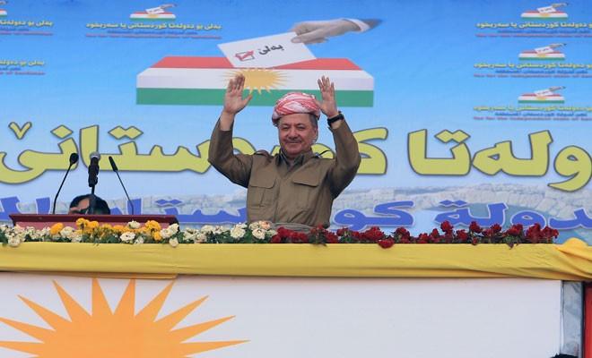 Irak Kürtleri 25 Eylül'de bağımsızlığı oylayacak