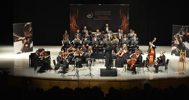 TC Cumhurbaşkanlığı Senfoni Orkestrası ile ortak konser verilecek