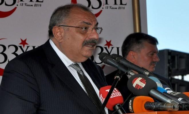 Türkeş Cenevre'de