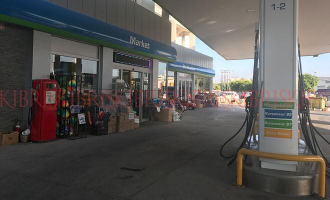 Benzin istasyonu hırsızlık zanlıları tutuklandı