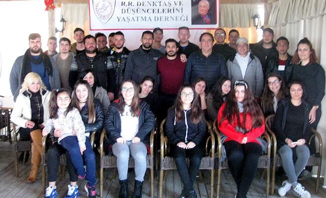 '1. Gençlik Çalıştayı' yapıldı