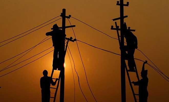 Tuzla bölgesinde 5.5 saat elektrik kesintisi