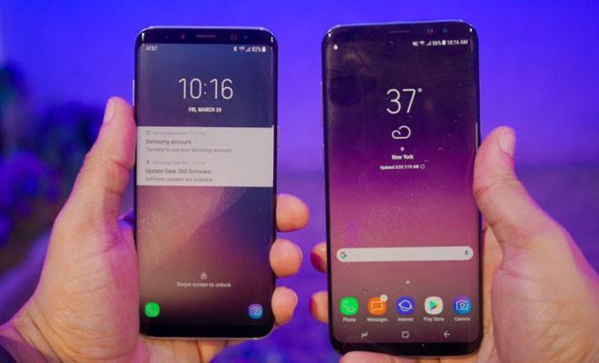 Galaxy S8 tanıtıldı