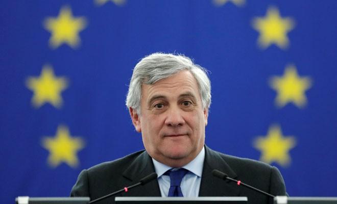 Tajani AP başkanı seçildi