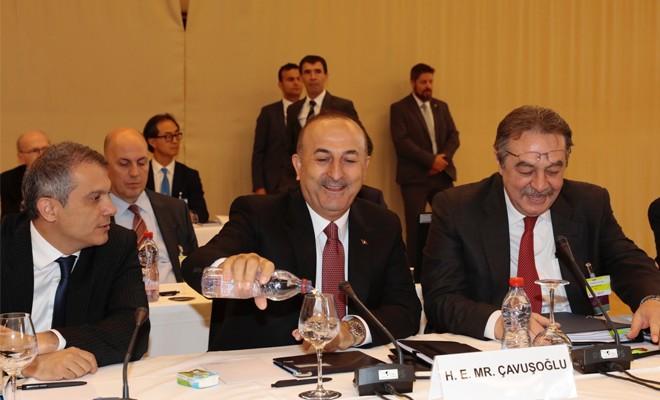 Çavuşoğlu, garanti sisteminin neden gerekli olduğunu anlattı