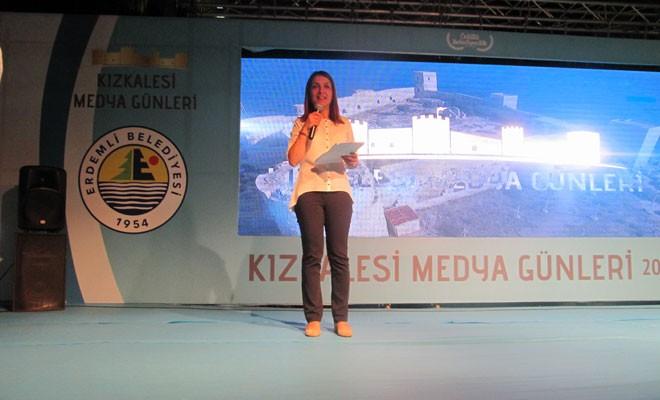 KTGB, '3. Kızkalesi Medya Günleri'nde temsil edildi