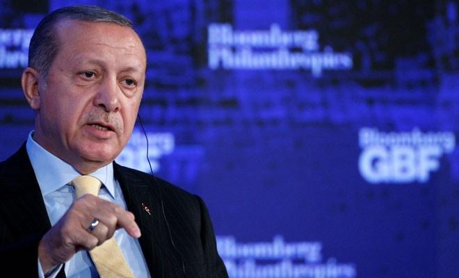Erdoğan: PYD/YPG'ye verilen silahların yarın bana karşı kullanılmayacağını kim garanti edebilir?