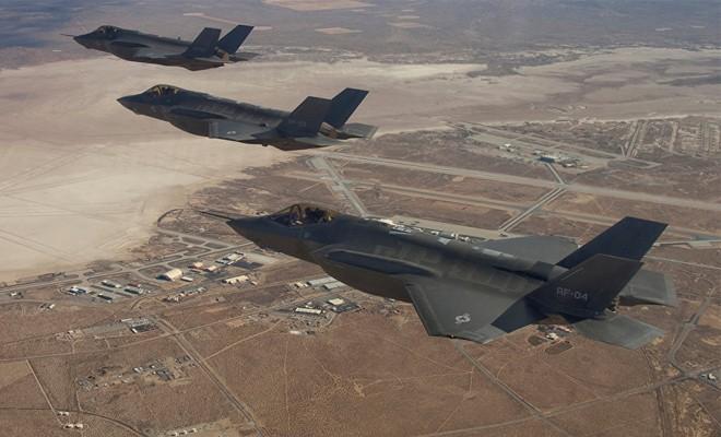 Trump, F-35 kararını övdü: 90 uçaktan 600 milyon dolar tasarruf