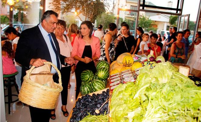 'Hedef; organik pazar oluşturmak'