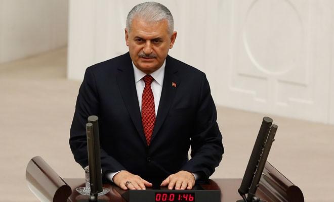 Yıldırım Türkiye'nin müzakerelerdeki duruşunu yineledi