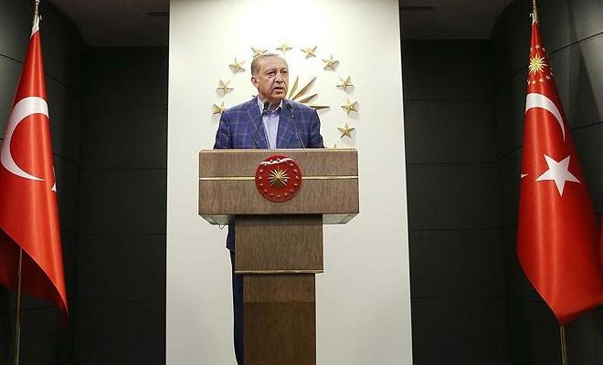 Erdoğan: İdam için de oylama yaparız!