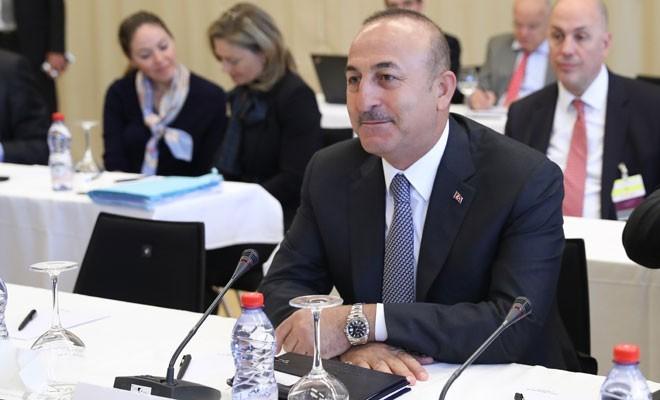 Çavuşoğlu: Bu son konferans