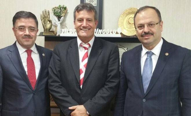 YDP'den Kıbrıs Cumhuriyeti Anayasası'na atıf