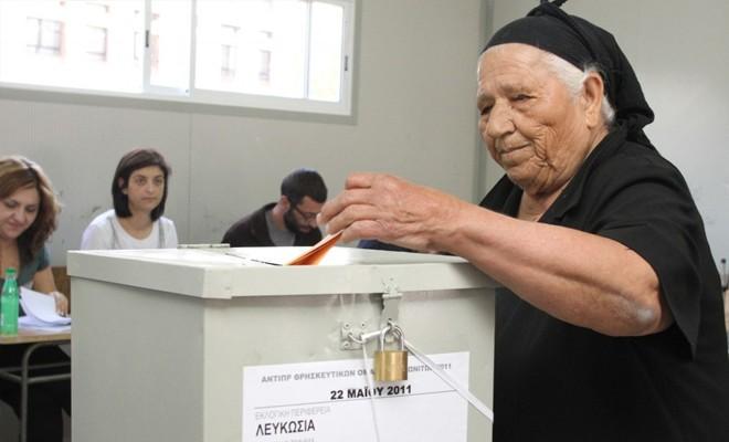 Güney Kıbrıs'ta bugün yerel seçimler yapılıyor