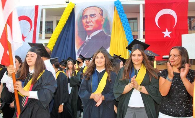TMK, 54'üncü mezunlarını verdi