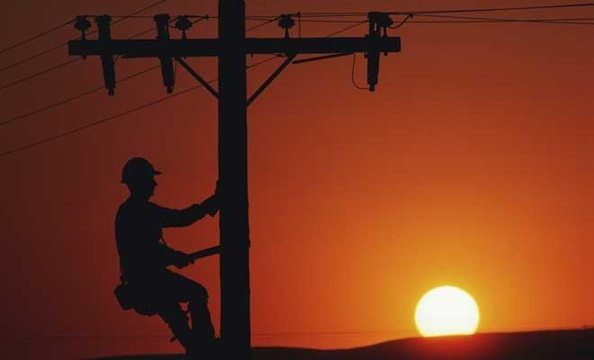Girne'nin doğusunda elektrik kesintisi