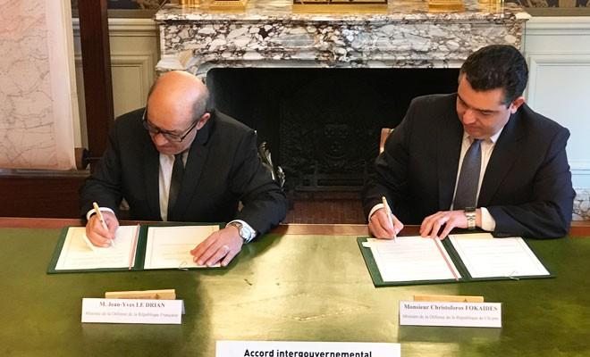 Güney ile Fransa savunma işbirliği düzeyini yükseltti