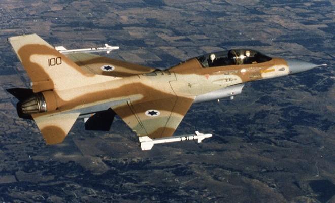 İsrail uçakları Şam'ı vurdu