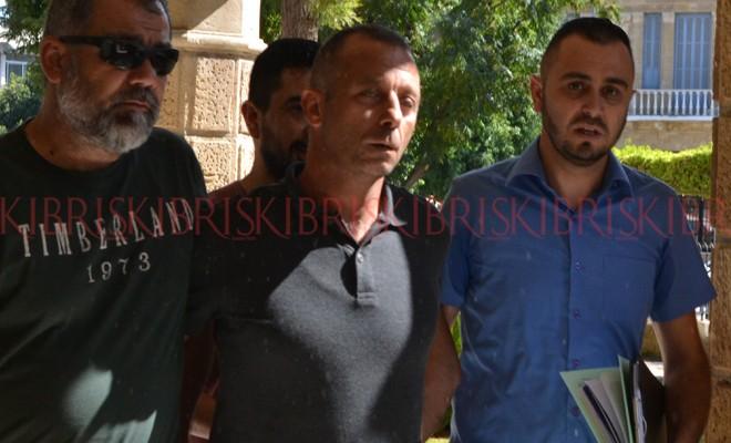 Cemal Cengizhan, polise teslim oldu