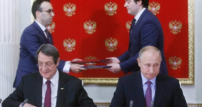 Güney Kıbrıs ile Rusya arasındaki ekonomik ilişkiler büyüyor