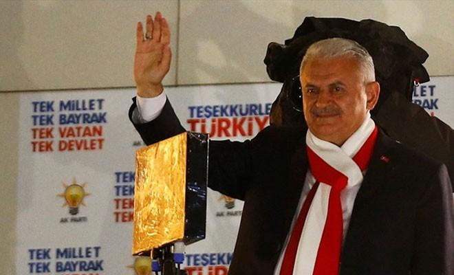 Yıldırım: Kaybeden yok, kazanan Türkiye'dir