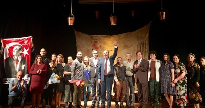 Güney Mesarya Halk Tiyatrosu, Türkiye turnesini tamamladı