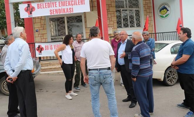 Özyiğit: Hükümet, Yenierenköy Belediyesi'nin durumuna daha fazla seyirci kalmamalı