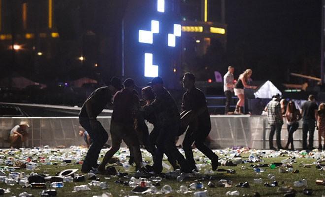 Las Vegas'taki saldırıda ölü sayısı 58'ye yükseldi
