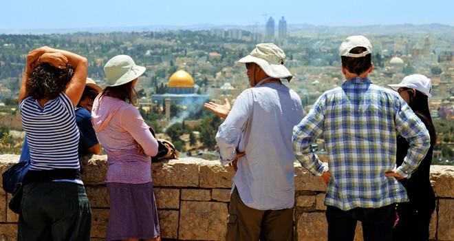 İsrailli turistlerin gelişi sürüyor